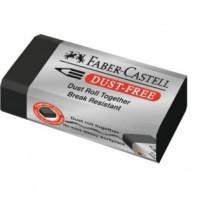 Faber Castell Penghapus Besar Hitam