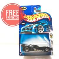 Free Protektor - Hot Wheels Batman Batmobile 2004 FE
