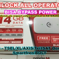 MiFi 4G LTE Huawei E5573 (Support All GSM)