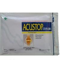 Koyo Acustop Cataplasma Plaster Pereda Nyeri Sakit bahu Lutut 6 pcs