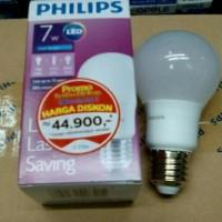 Lampu Led Philips 7w 7 watt Putih