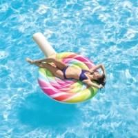 Matras Pelampung Relax Air  Lollipop Pool and The Beach - INTEX 58753