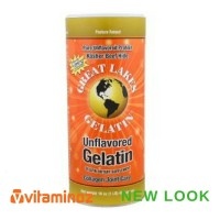 Great Lakes Beef Gelatin and Collagen Joint Care - 454g