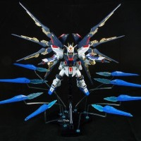 Bandai MG 1/100 - Strike Freedom Gundam Full Burst Edition