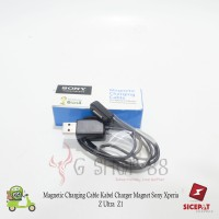 Magnetic Charging Cable Kabel Charger Magnet Sony Xperia Z Ultra / Z1