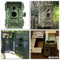 Moultrie Blackflash Digital Game Camera Trap Moultrie M-880i