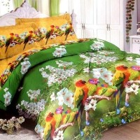 Sprei lady rose love bird 180x200 T3010