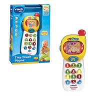VTECH Tiny Touch Phone 12 36M Mainan VTECH T3010