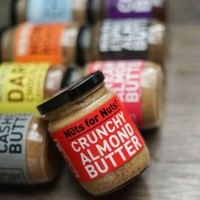 Crunchy Almond Butter - Selai Kacang Almond -