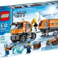 Lego 60035 - Arctic Outpost - City