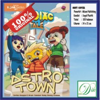 Buku Cerita Anak Komik KKPK Zodiac Tale Astrotown