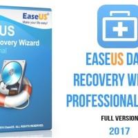 EaseUS Data Recovery Wizard 2017 version 11.8 final