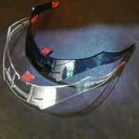 Spoiler helm vendetta 2 model agv GPR murah