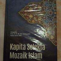 buku kapita selekta mozaik islam