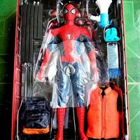 hot toys spiderman amazing 2