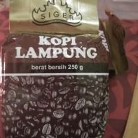 kopi Lampung siger 250 gram