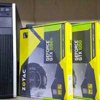 PC CPU Komputer Core i7 Ram 8Gb Vga GTX 1050 2Gb