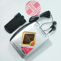Walkman Aiwa HS-RM226 Player Kaset Pita Cassette Player Tape Kaset