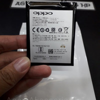Baterai Oppo Neo 5 5s A31 Batre BLP593 Original Battery 2 IC 2000mAh