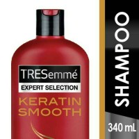 Tresemme Expert Selection Keratin Smooth Shampoo/Sampo Rambut Kusut