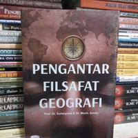 Pengantar FILSAFAT Geografi Prof Dr Suharyono