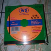 batu potong mata gerinda WD 1 box isi 20pcs