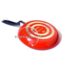 Teflon Maxim Anti Lengket Frypan Penggorengan Anti Lengket Maxim red