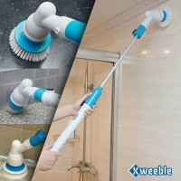 Hurricane Spin Scrubber Bathroom Cleaner / Pembersih Toilet