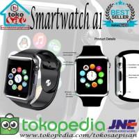 JAM TANGAN HP SMARTWATCH A1 U10 SIM GSM CARD MEMORI