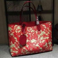 JUAL TAS GUCCI BLOOM REVERSIBLE TOTE MERAH MIRROR QUALITY 1 1 ORIGIN