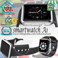 Onix Smartwatch U10 A1 Hijau Green Smart Watch mirip Apple watch terla