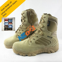 "Sepatu/Shoes DELTA FORCE Tactical 5.1.1 Uk.6 & 8"" Ter-Murah"
