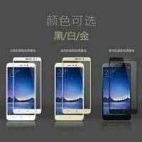 LG Q6 Tempered Glass 3D Full Screen guard protector anti gores layar
