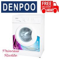Mesin Cuci DENPOO DFL 8-10 Front Loading 8Kg
