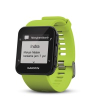 Garmin Forerunner 35 Smartwatch - Limelight