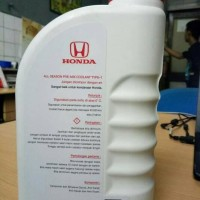 Cairan Coolant Honda Type 1 Original 1 Liter Warna Hijau