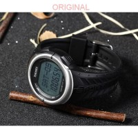 SKMEI Running Watch jam tangan ( pedometer 3d heartrate casio dg1058 1