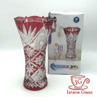 SHINIL GLASS VASE JZ-246 Vas Bunga