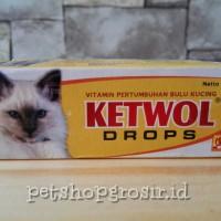 Ketwol - Vitamin bulu kucing
