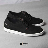 Sepatu geoff max original 100 % AUTHENTIC black white