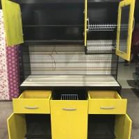 Harga free ongkir lemari sayur 3p minimalis   Hargalu.com