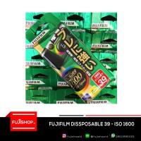 FUJIFILM Disposable Camera 39 - ISO 1600