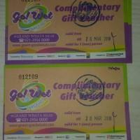 Tiket Renang Grand wisata Gowet