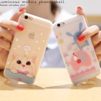 Case Hp Vivo Y53, V5, V5S, V5 Lite, Y69, X7 Plus Luminous Phone Case