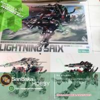 EZ-035 Lightning Saix (Plastic model)