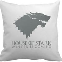 Bantal Kotak Game of Thrones: House Stark