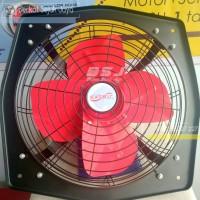 EXHAUST FAN KATSU POWERFULL 14 INCH (220V/380V) - BSJ KIPAS BESI KATSU