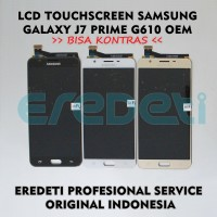 LCD TOUCHSCREEN SAMSUNG J7 PRIME G610 BISA KONTRAS OEM KD-002239