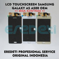 LCD TOUCHSCREEN SAMSUNG GALAXY A5 A500 BISA KONTRAS OEM KD-002240