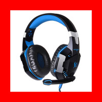 Harga gaming headset super bass kotion each g2000 with led   Hargalu.com